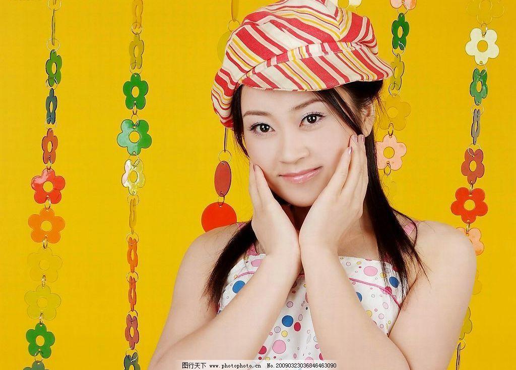 王妍 美女 模特 清纯 可爱 时尚 清晰 漂亮 美丽 女生 女孩