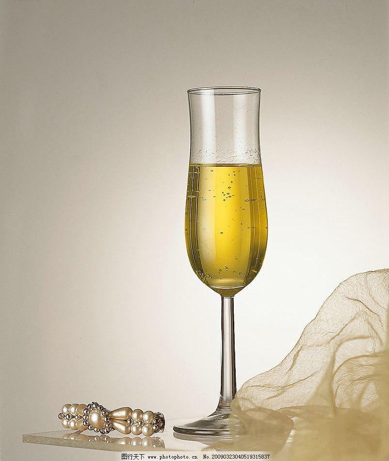 香槟 酒杯三图片
