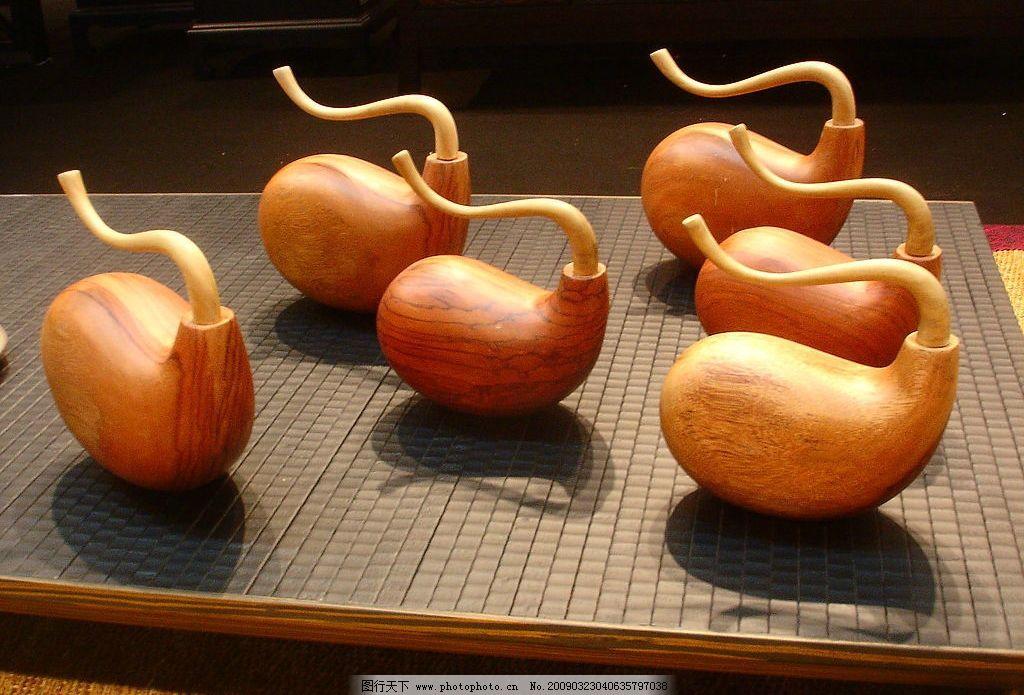 艺术雕塑木茄 木雕 茄子 家居时尚装饰品 装饰摆件 木雕艺术品