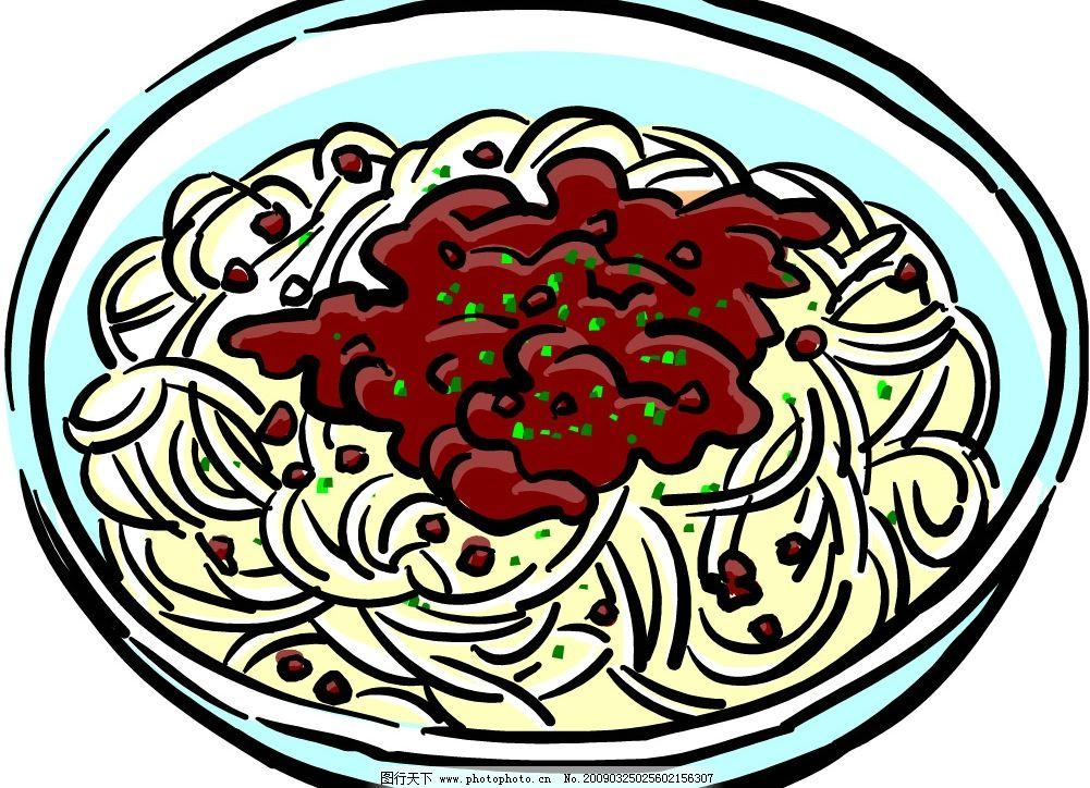 食物 食材 矢量 面条 料理 简餐 快餐 饮料 pop 生活百科 餐饮美食