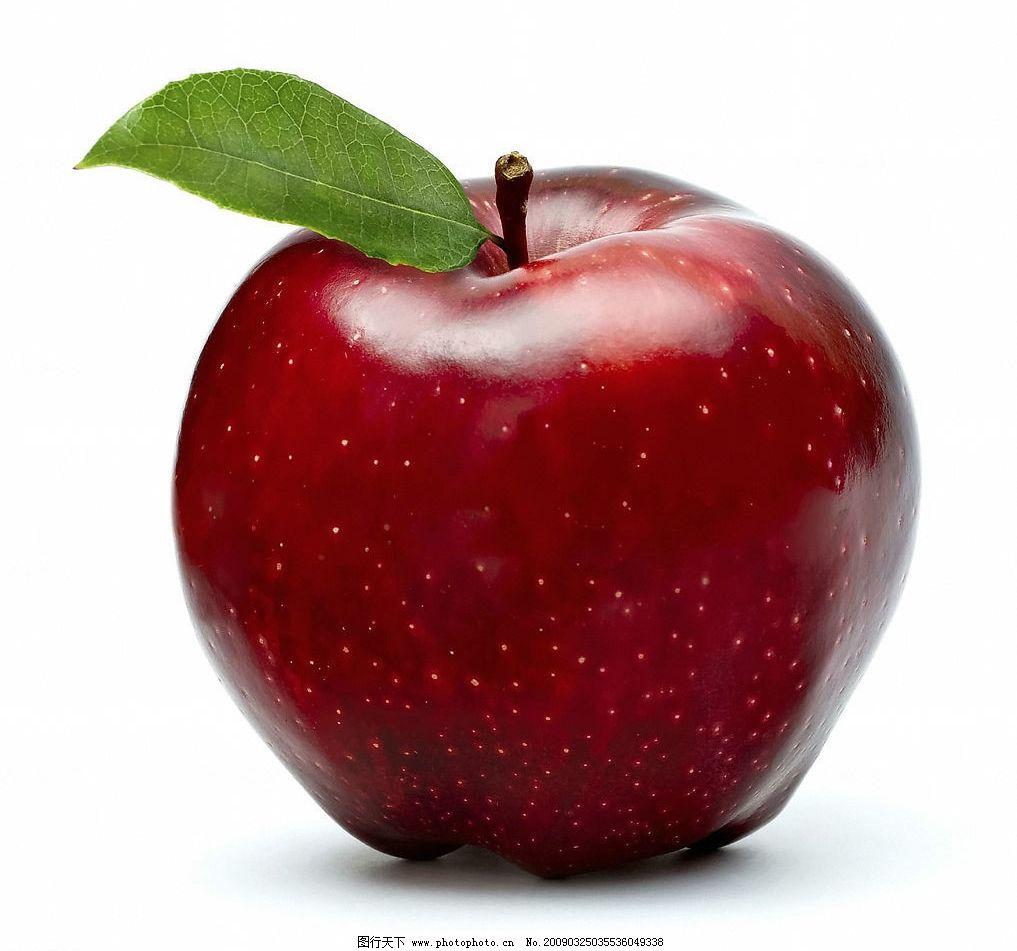 红富士图片,苹果 创意 高精 深红 去底 大图 广告设计