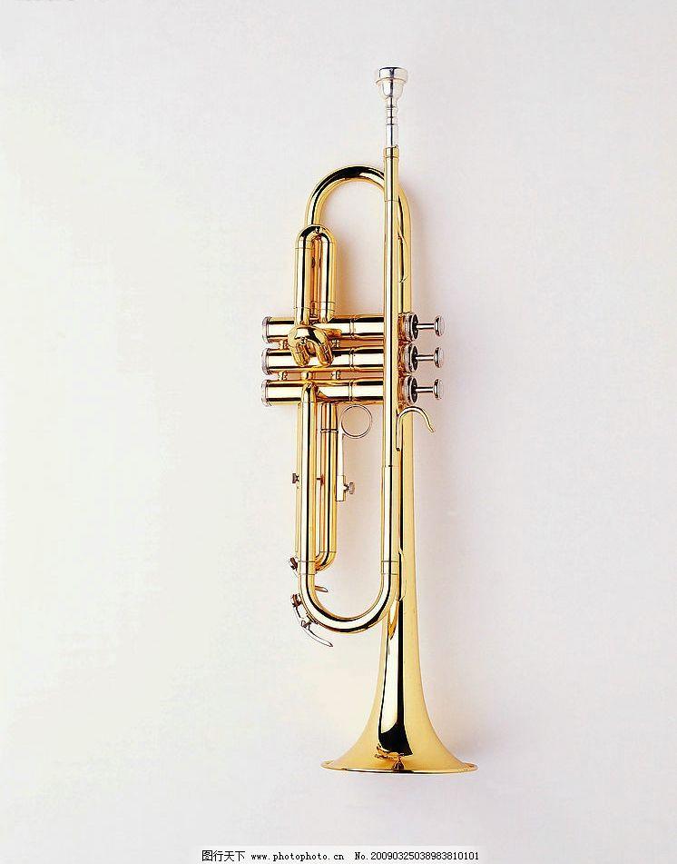 乐器 音乐 管乐 乐器演奏 西洋乐器 外国乐器 小号 表演 音符 文化