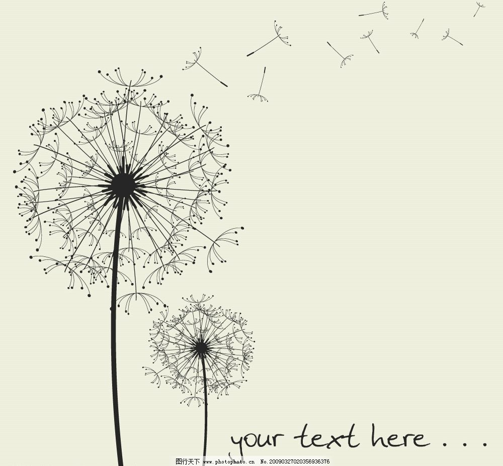 矢量 黑白 简约 eps 底纹边框 背景 花纹 植物矢量 平铺背景 花纹花边