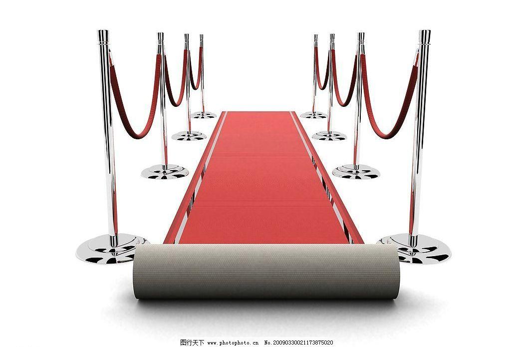 3d红地毯图片素材,铺地毯 高清图片 创意图片-图行