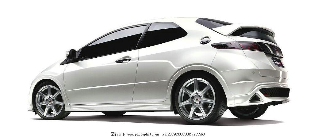 本田思域typer 现代科技 交通工具 摄影图库