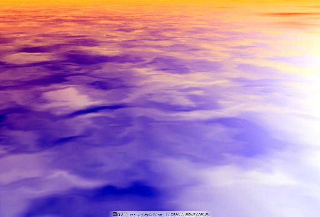 蓝天白云 天空 云彩 彩云 晚霞 蓝天 白云 素材 自然景观 自然风光